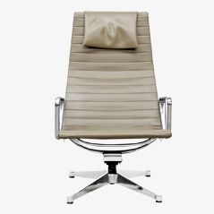 EA124 Armchair by Charles and Ray Eames for Herman Miller