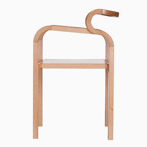 Odette Dining Chair in Solid Oak by Fred & Juul