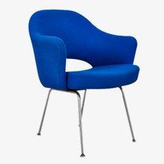 Vintage Executive Sessel von Eero Saarinen für Knoll