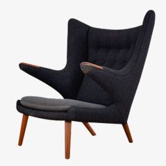 Papa Bear Chair by Hans J. Wegner for AP Stoelen, 1950s