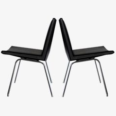 AP38 Lounge Chairs by Hans J. Wegner for A.P. Stolen, 1959, Set of 2