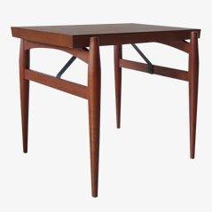 Danish Teak Coffee Table by Johannes Andersen, 1960s