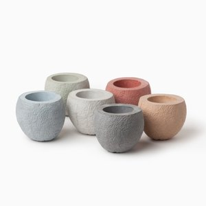 Stone Fruit Planter: Orange by Chen Chen & Kai Williams
