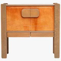 Vintage Wooden Cabinet, 1970s
