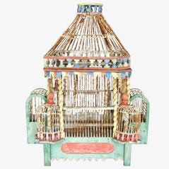 Decorative Birdcage, Belgium, 1930s