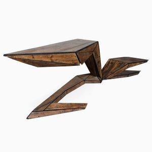 Bureau et Table d'Appoint EMC Desk & Side Desk par Enrico Marone Cinzano