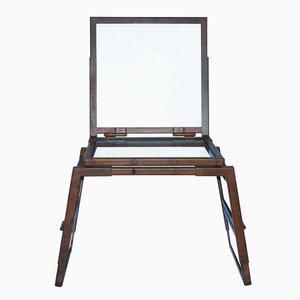 Chaise EMC Glass Chair en Verre par Enrico Marone Cinzano