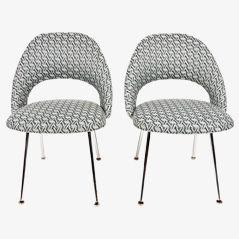 Executive Stühle von Eero Saarinen für Knoll, 2er Set, 1957