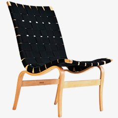 Easy Chair 'Eva' by Bruno Mathsson