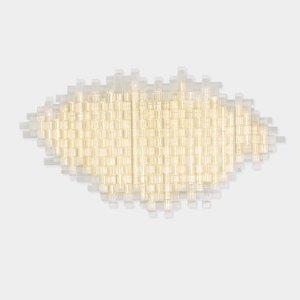 Lampada da soffitto Lace N°1 di Coma Studio