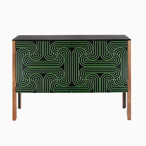 Loop Cabinet (Low) by Coucou Manou