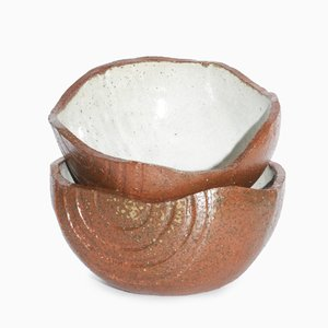 Coconut Pottery Bowl by CristaSeya