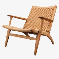 CH25 Chair by Hans Wegner for Carl Hansen & Søns
