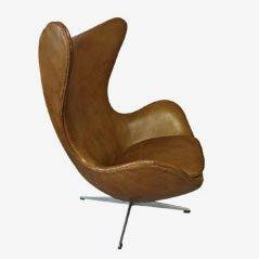 Egg Chair von Arne Jacobsen für Fritz Hansen, 1967