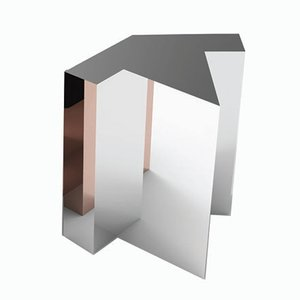 Taburete modular o mesa auxiliar All You Can Seat de Samer Alameen