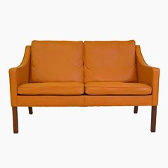 2208 Two Seater Sofa by Børge Mogensen for Fredericia Furniture