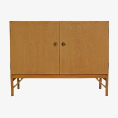 232 Oak Sideboard by Børge Mogensen for FDB, 1950s