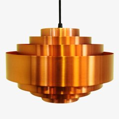 Ultra Pendant Light by Jo Hammerborg for Fog & Mørup, 1960s