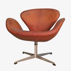 Chaise Swan par Arne Jacobsen pour Fritz Hansen, 1960