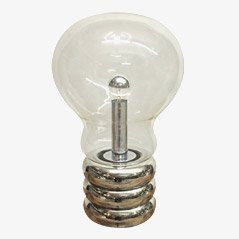 Lampe de Bureau Ampoule Transparente par Ingo Maurer pour M-design