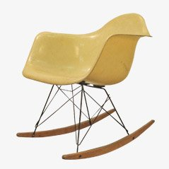 Chaise, Modèle RAR, par Charles et Ray Eames pour Herman Miller, 1940s