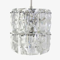 Crystal Pendant Light from Kinkeldey