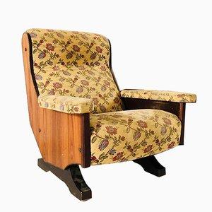 Vintage Sessel aus Holz, 1970er