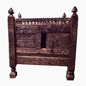 Antique Afghan Chest