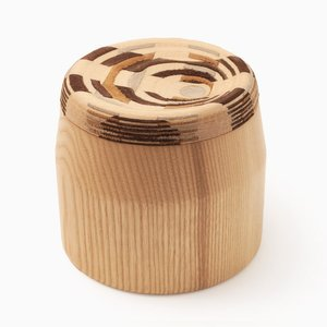 CAD Weaving Jar #1 by Dafi Reis Doron