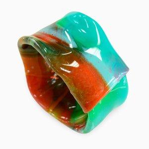 Polychrome Resin Bracelet 703 von Andrea Dasha Reich