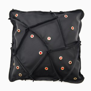Stray Bullet Pillow by David Elia