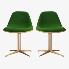 La Fonda Chairs by Eames for Herman Miller, 1959, Set of 2