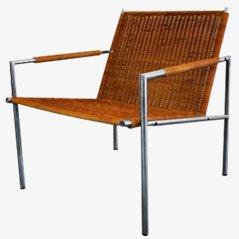 Chaise SZ01 par Martin Visser pour 't Spectrum, 1965