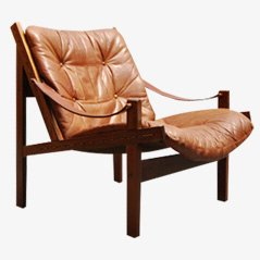 Vintage Hunter Lounge Chair by Torbjørn Afdal