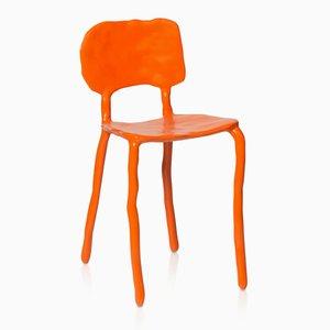 Clay Beistellstuhl von Maarten Baas für DHPH
