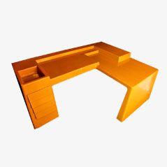 Saporiti Desk by Vittorio Introini for Tasty, 1969