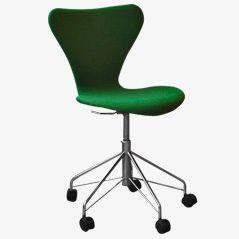 3117 Bürostuhl von Arne Jacobsen für Fritz Hansen