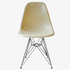 Fiberglass Chair by Charles & Ray Eames for Herrman Miller, 1956