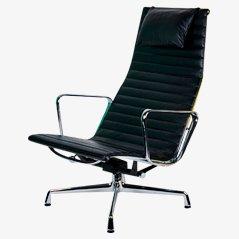 EA124 Sessel von Charles und Ray Eames für Vitra