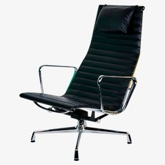 EA124 Swivel Chair by Charles and Ray Eames for Vitra
