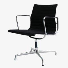 EA107 Bürostuhl von Charles & Ray Eames für Vitra, 1980er