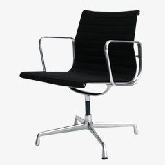 EA107 Office Chair by Charles & Ray Eames for Vitra, 1980s