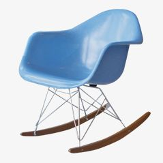 Vintage Rocking Chair by Charles and Ray Eames for Vitra, 1970s