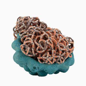 Modell Residing Cloud Skulptur von Tessa Eastman Ceramics