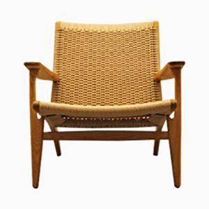 Ch25 Sessel von Hans J. Wegner für Carl Hansen, 1950er