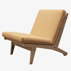 GE 370 Easy Chair by Hans J. Wegner for Getama, 1960s