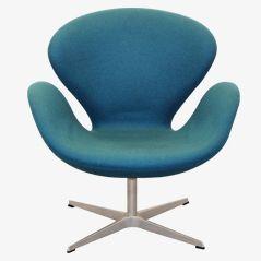 Swan Lounge Chair by Arne Jacobsen for Fritz Hansen, 1958
