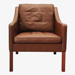 BM2207 Lounge Chair by Borge Mogensen for Fredericia Stolefabrik