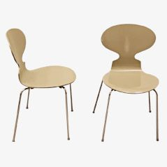 Ant Chairs by Arne Jacobsen for Fritz Hansen, Set of 2