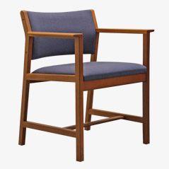 BM 73 Chair by Borge Mogensen for Fredericia Stolefabrik